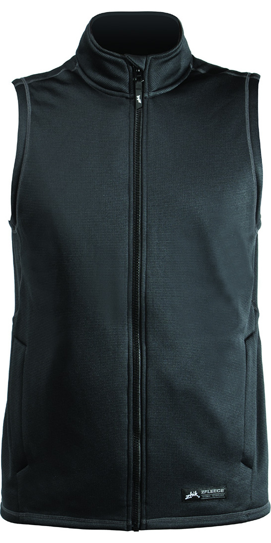 2019 Zhik ZFleece Thermal Vest Gilet Carbon VS211