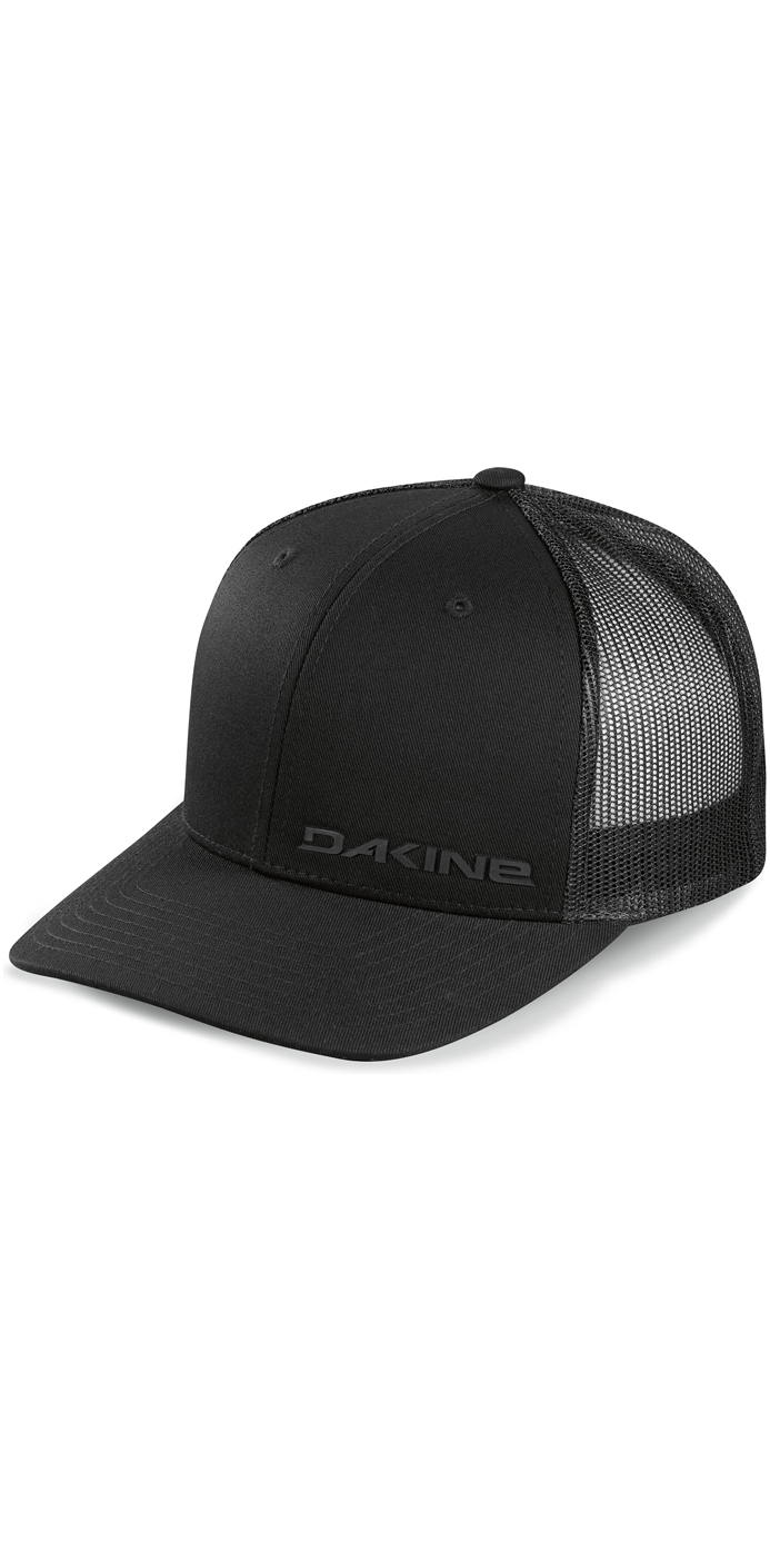 2018 Dakine Rail Trucker Cap BLACK 08640229