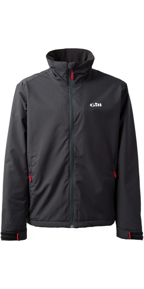 2019 Gill Crew Sport Jacket GRAPHITE IN82J