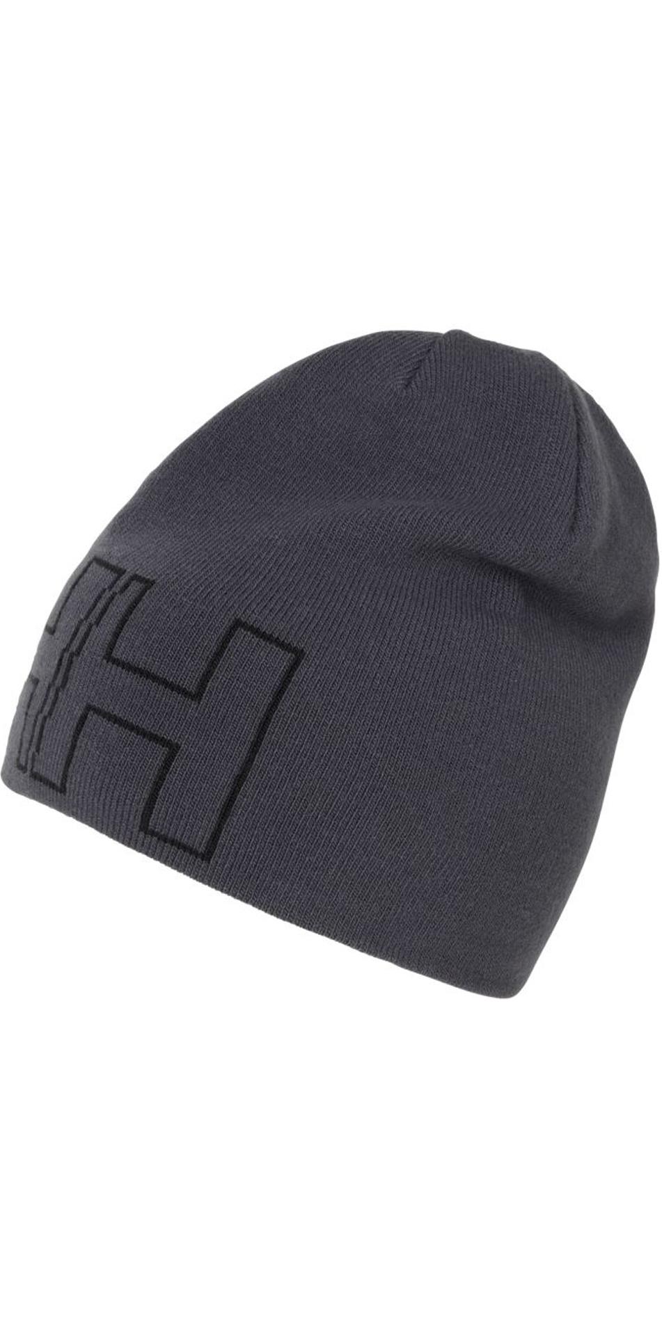 2019 Helly Hansen Outline Beanie Graphite Blue 67147 - 67147 - Beanies  Skull Caps Neck Gaiter - Gloves  fd3e8064e57
