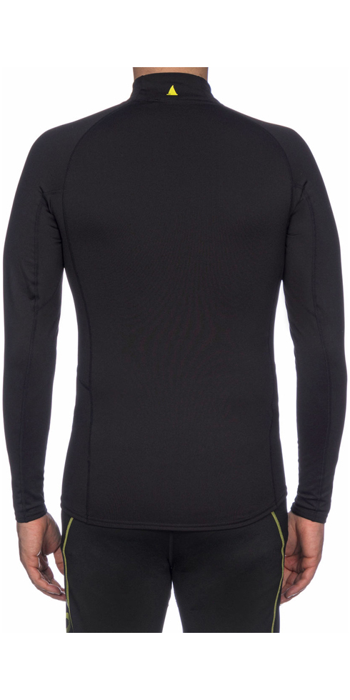 2019 Musto Championship Hydrothermal Long Sleeve Top Black SUTS002