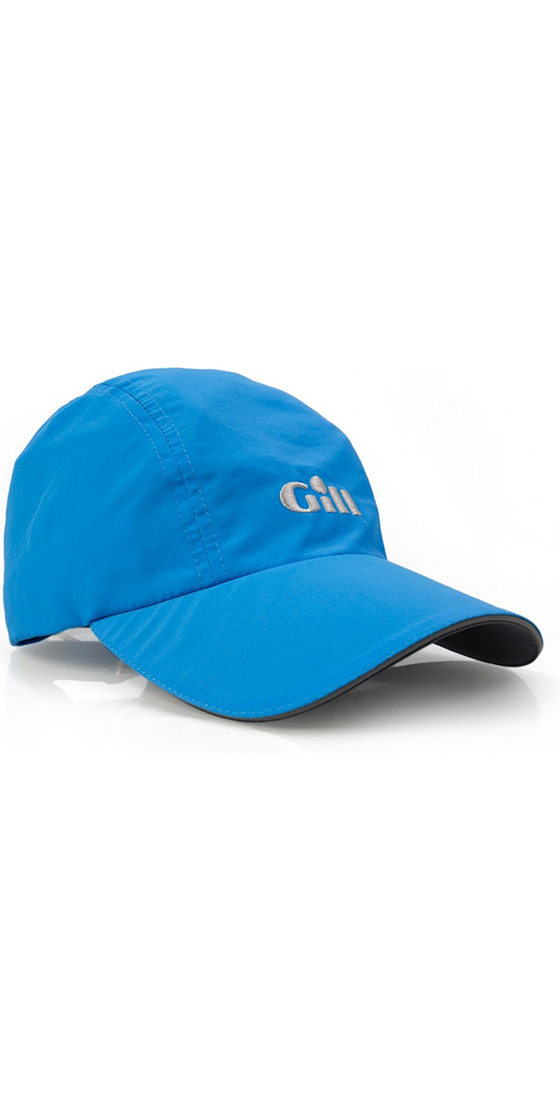 2019 GILL Regatta Cap BRIGHT BLUE 146