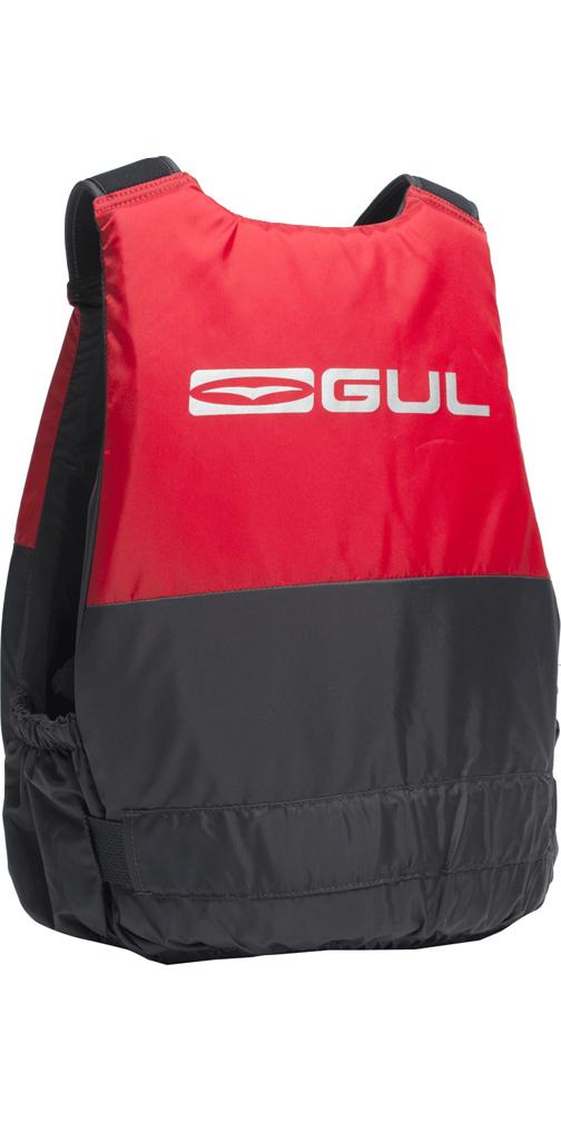 2019 GUL Gamma 50N Buoyancy Aid GREY / RED GM0380-A9