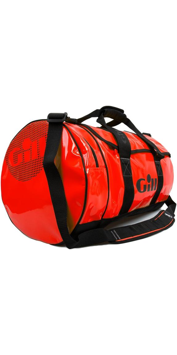 2019 Gill 60L Tarp Barrel Bag RED L061