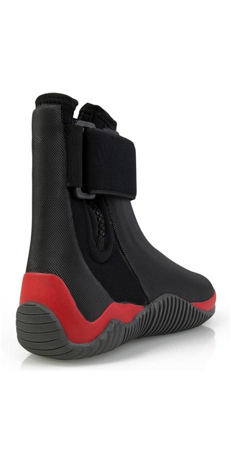 2019 Gill Junior Aero 5mm Neoprene Boots BLACK 962J