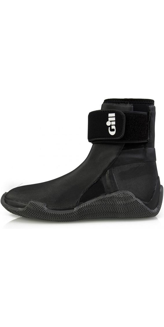 2019 Gill Edge 4mm Neoprene Boots BLACK 961