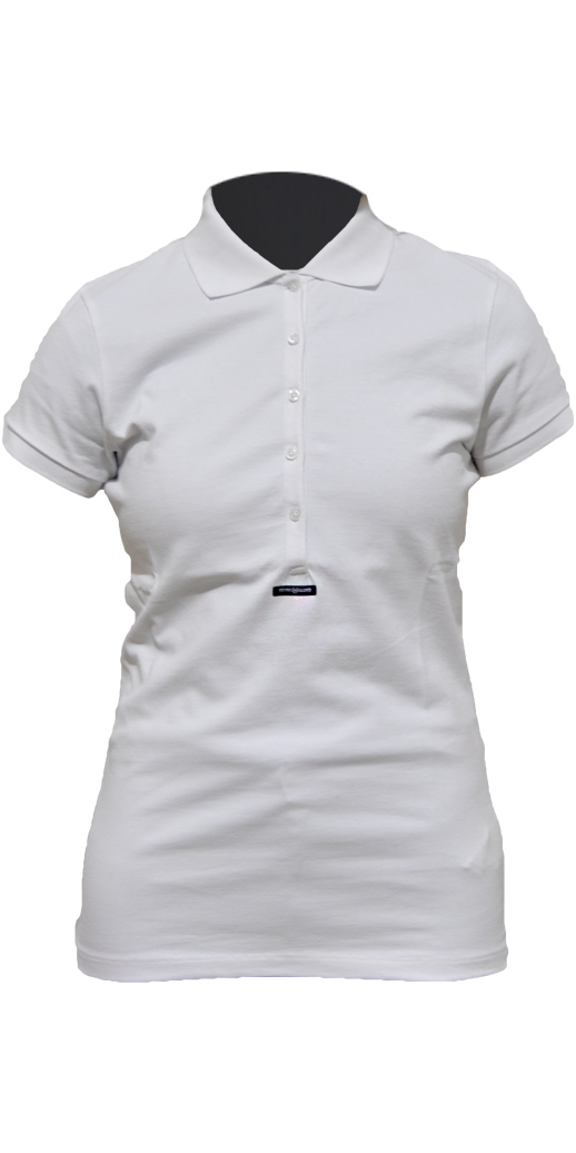 Henri Lloyd Womens Premier Polo WHITE Y1000004