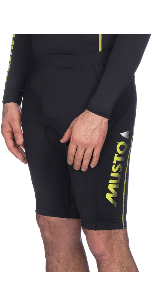 2019 Musto Mens 3mm Championship Deck Shield Neoprene Shorts Black SMST008
