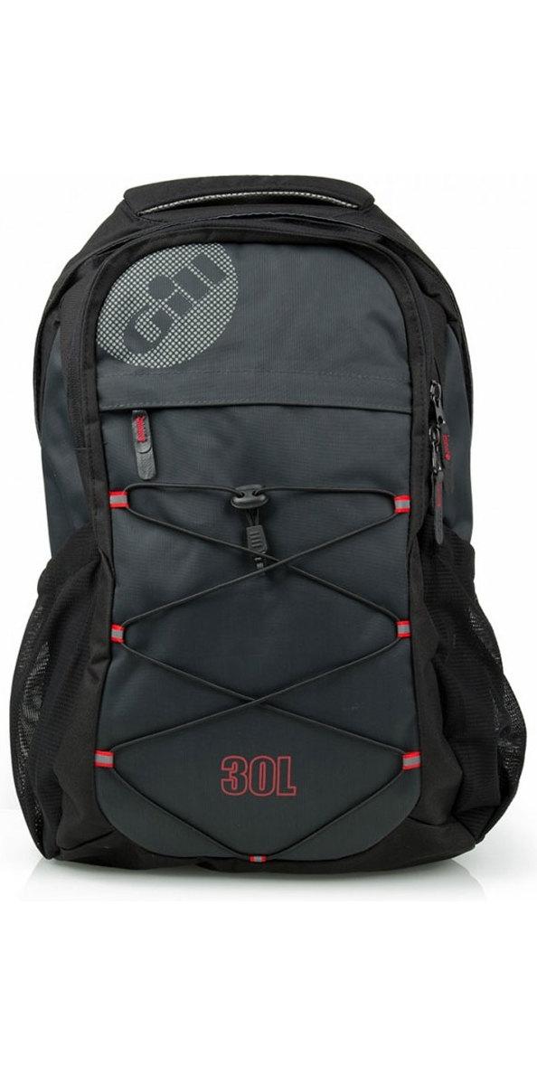 2018 Gill 30L Back Pack Black / Grey L074