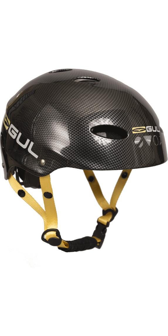 2019 Gul Evo 2 Watersports Helmet Black AC0103-B3