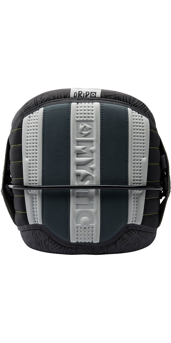 Mystic 2018 Drip Multi-Use Waist Harness Black//Grey 150615