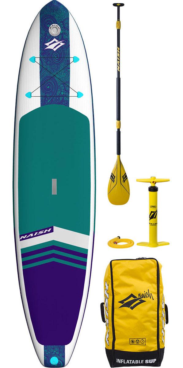 Naish Alana LT 11'6 Inflatable Stand Up Paddle Board Inc Paddle, Bag & Pump 51685090