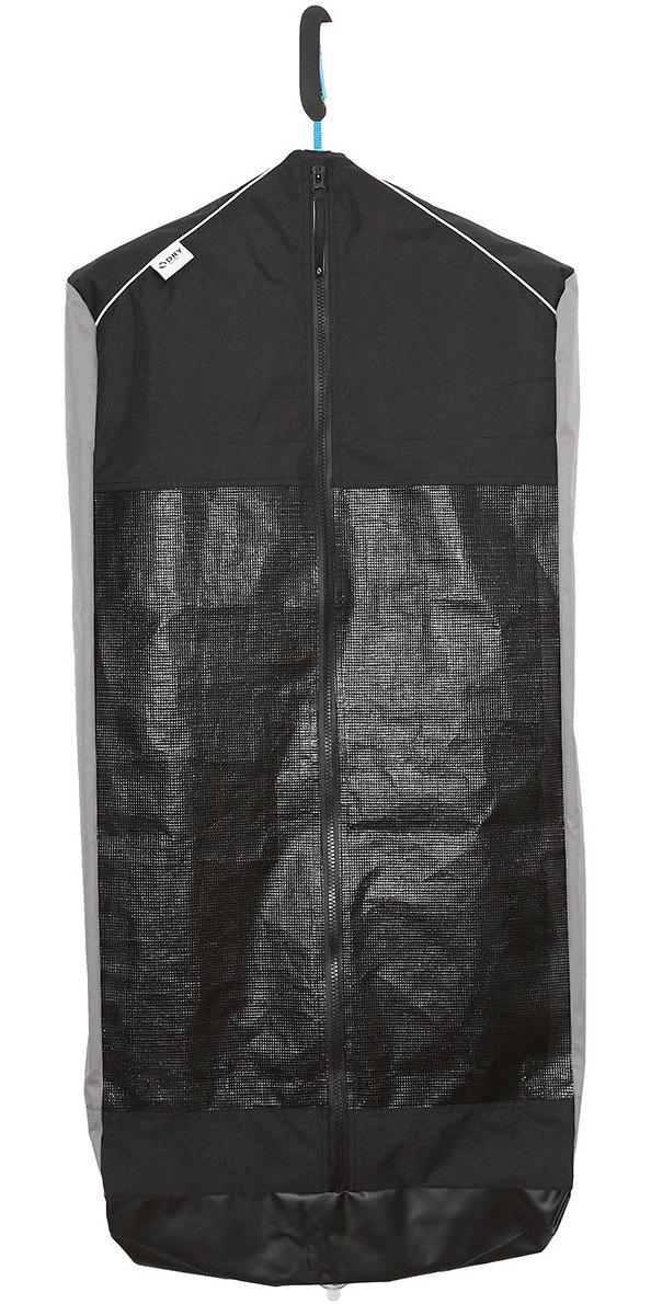 2019 The Dry Bag Elite Carry Bag with Hanger Black
