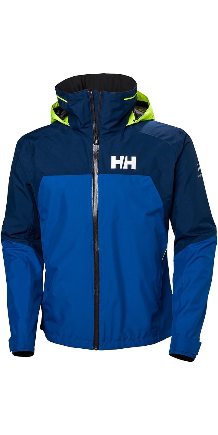 sale retailer caef2 a79c6 2019 Helly Hansen HP Fjord Jacket Olympian Blue 34009