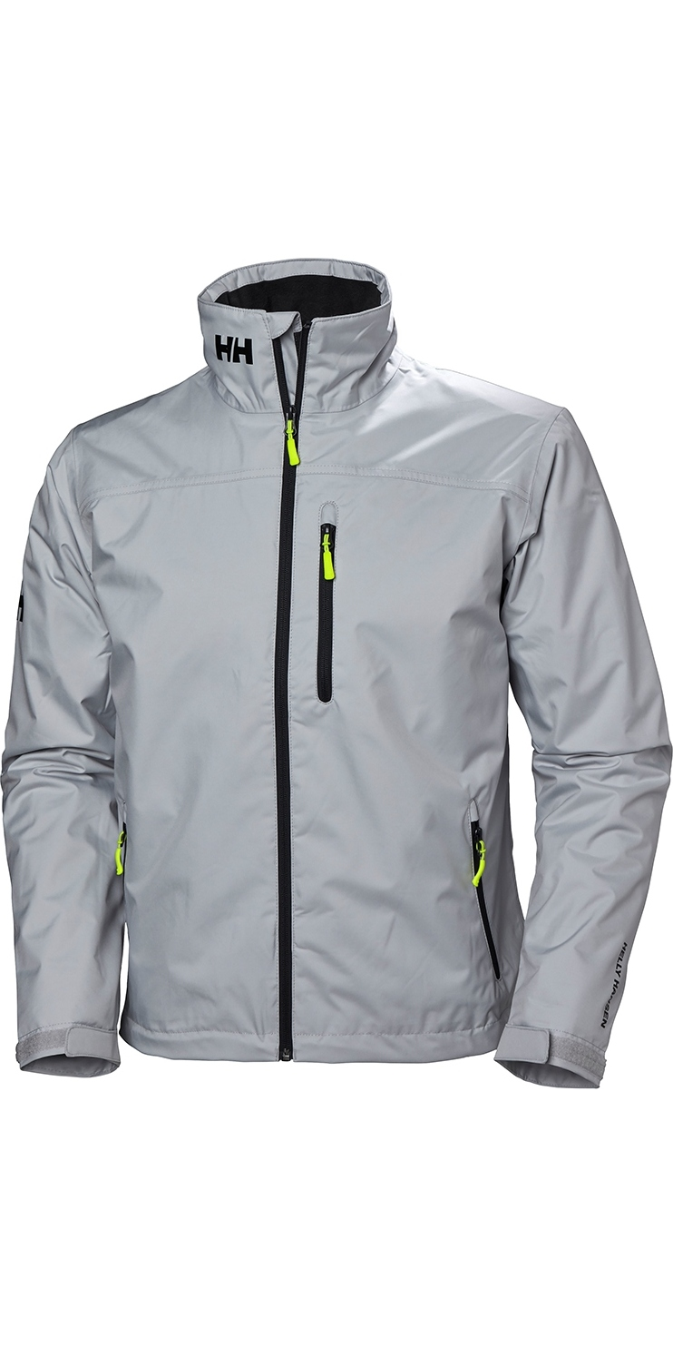 2c89159b3a3 Helly Hansen Mens Crew Midlayer Jacket 30253 | sailing | Jacket |  Wetsuitoutlet | Wetsuit Outlet