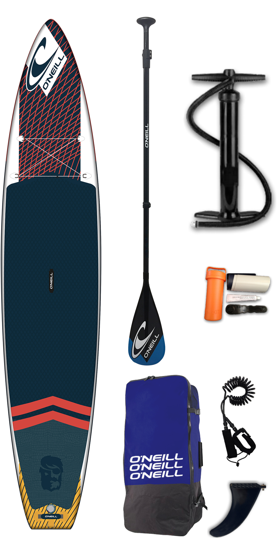 2019 O'Neill Performance Hyperfreak 12'6 x 30