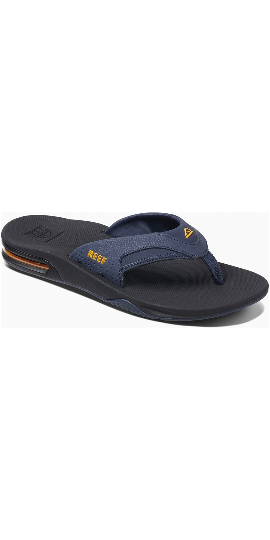 Sandals Reef Yellow Mens Flops Fanning Rf002026 2019 Flip Navy AL4R5j3