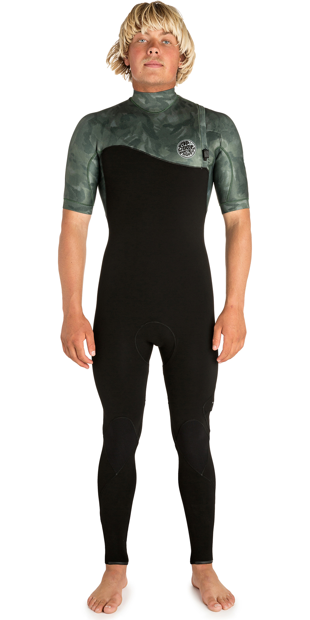 7bc00978cae8e 2019 Rip Curl Mens E-bomb 2mm Zip Free Short Sleeve Wetsuit Camo Wsm8ts -  Mens - 2mm Wetsuits | Wetsuit Outlet