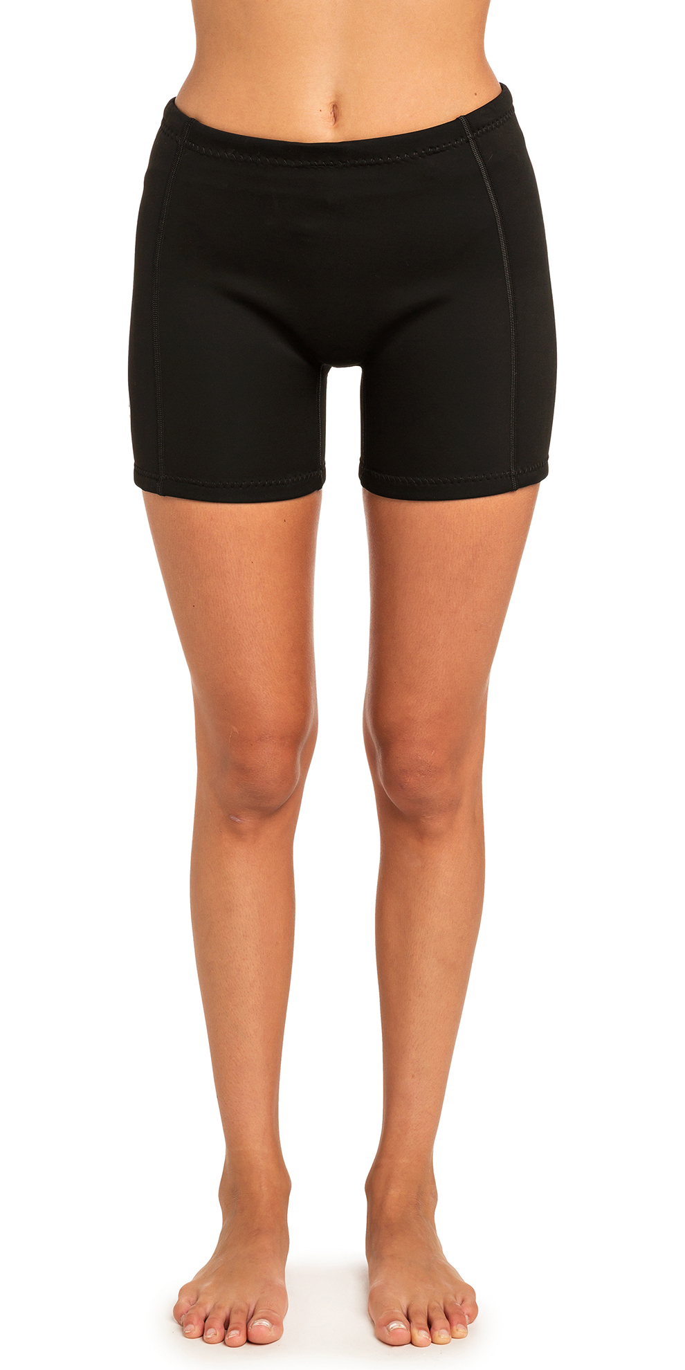 c5e091a976 2019 Rip Curl Womens 1mm Dawn Patrol Neoprene Shorts Black Wsh8ew - Wetsuit  Shorts - Rash