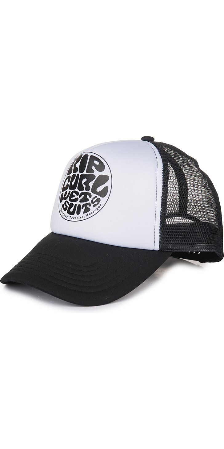 Rip Curl Trucker Snapback Cap ~ Original Wetty Grey