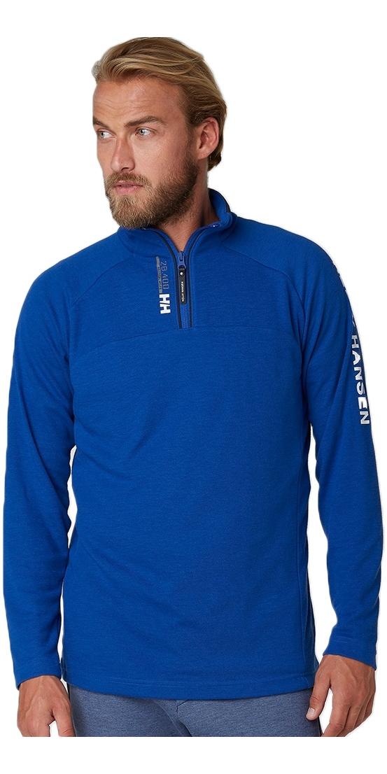 2019 Helly Hansen HP 1/2 Zip Pullover Olympian Blue 54213