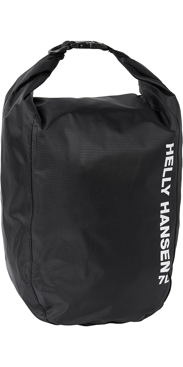 2019 Helly Hansen Light Dry Bag 7L Black 67373