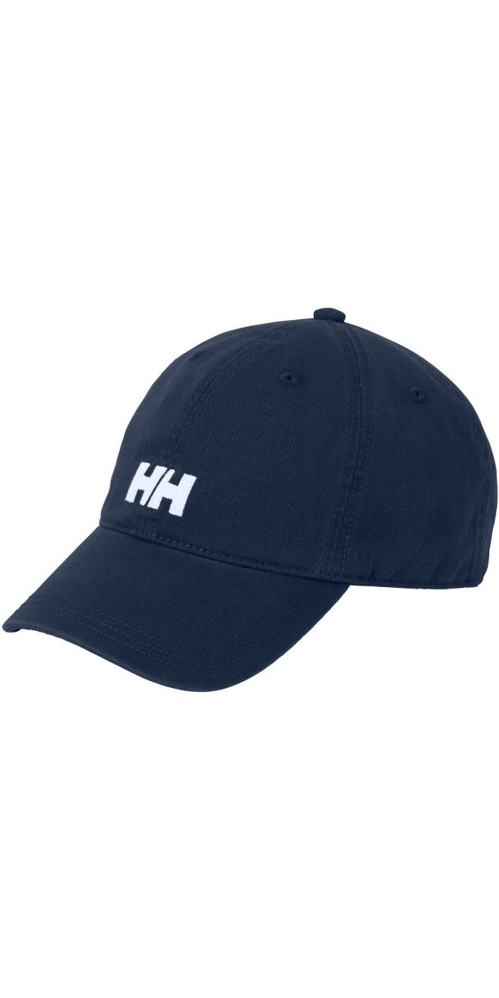 2019 Helly Hansen Logo Cap Navy / Navy Logo 38791