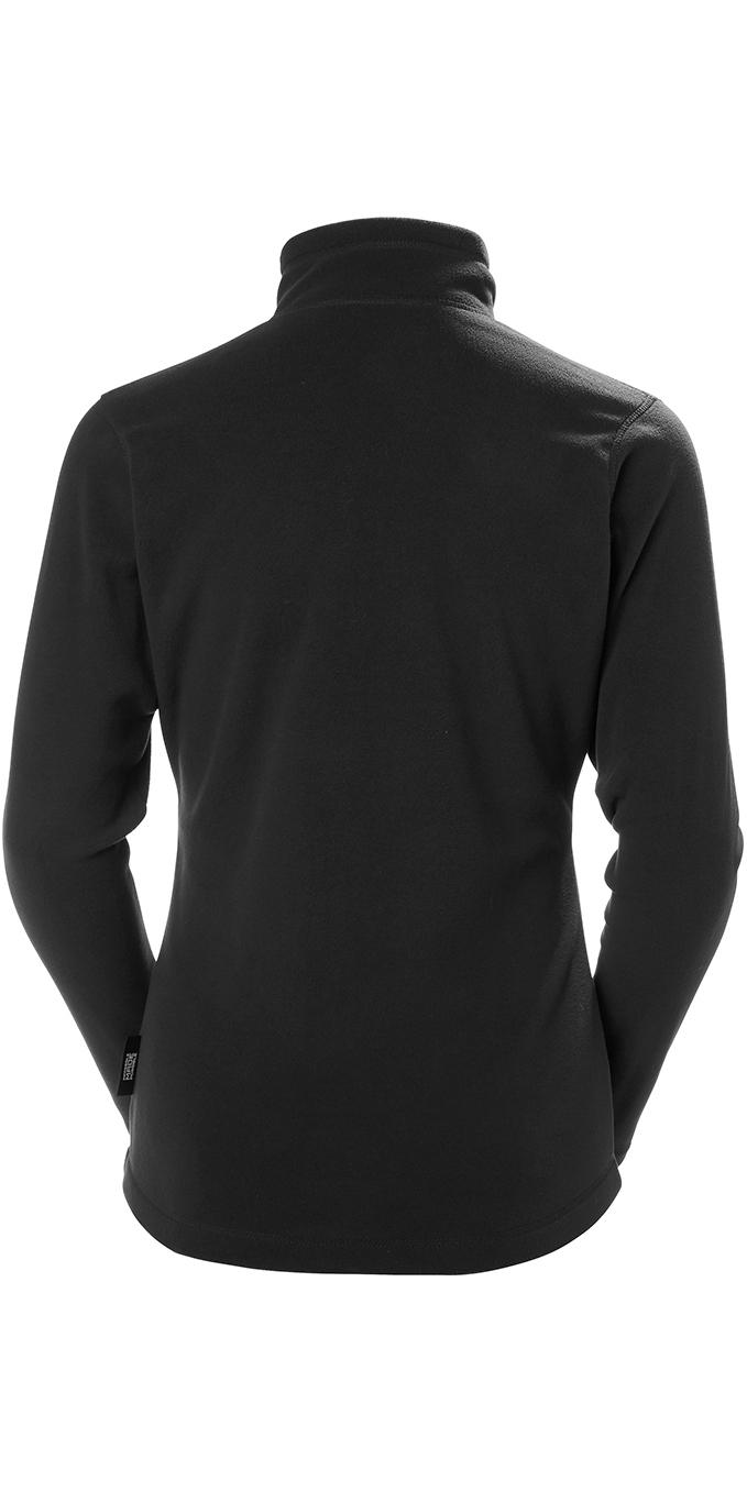 2019 Helly Hansen Womens Daybreaker Fleece Jacket Black 51599