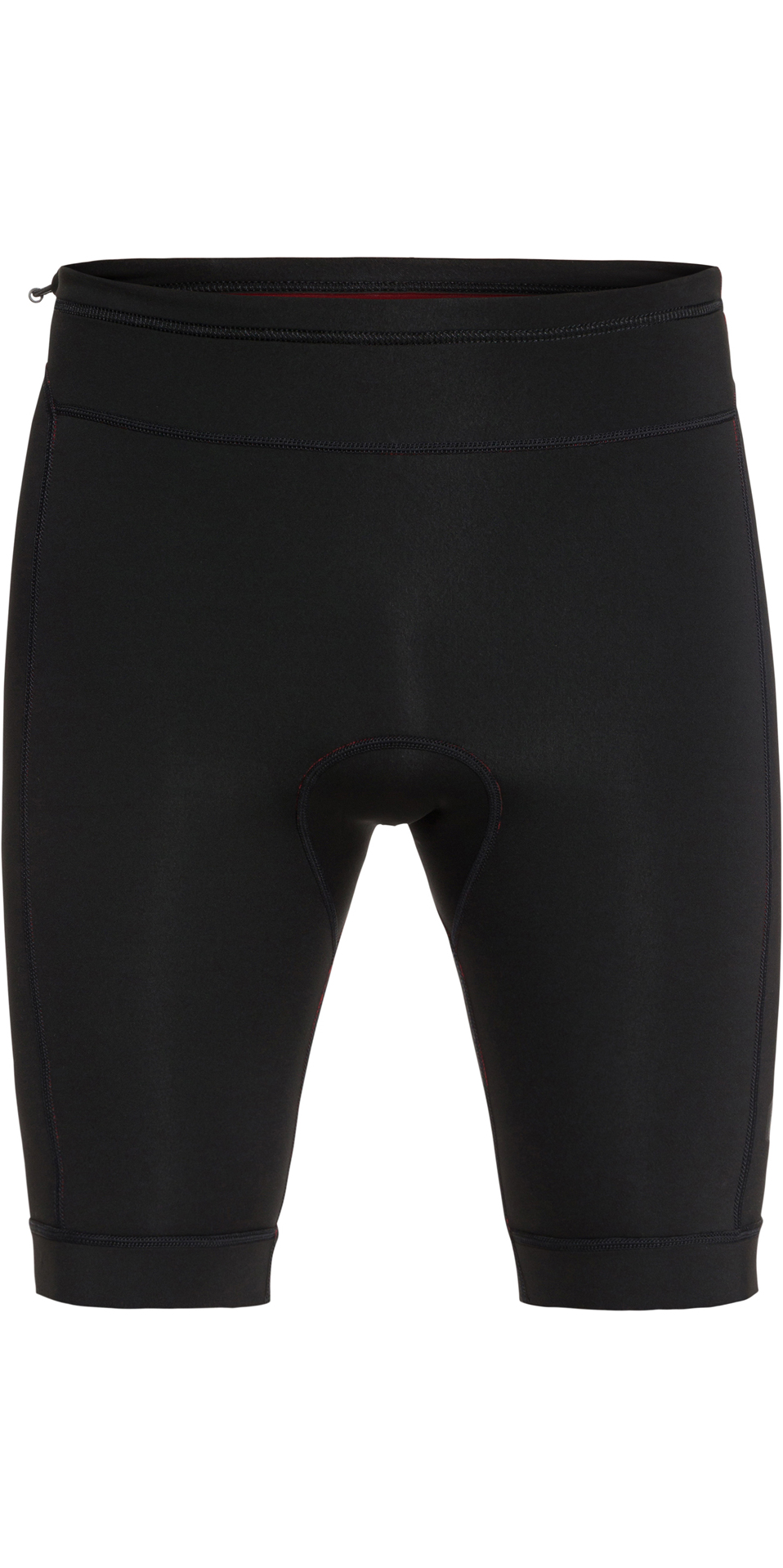 2019 Quiksilver 1mm Neoprene Shorts Black EQYWH03007