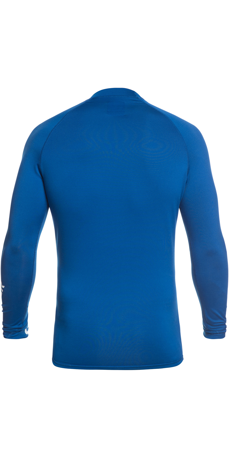 2019 Quiksilver All Time Long Sleeve Rash Vest Royal Blue EQYWR03137