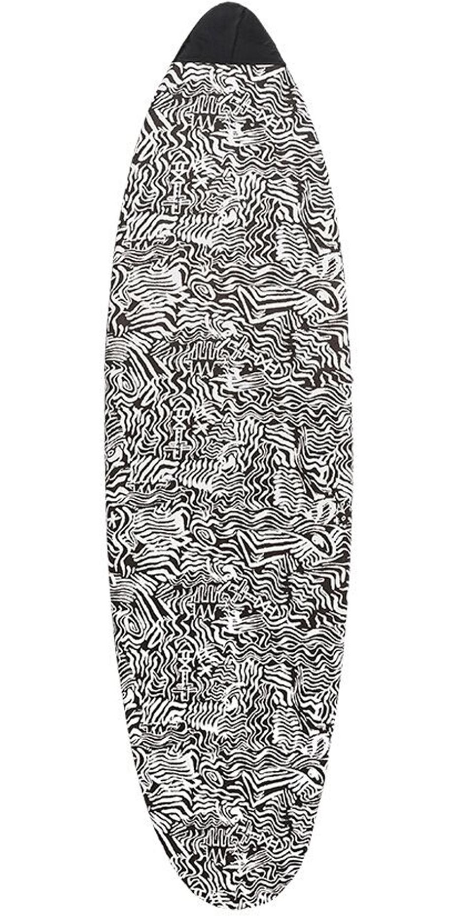 2019 Quiksilver EuroGlass Funboard Surfboard Sock 6