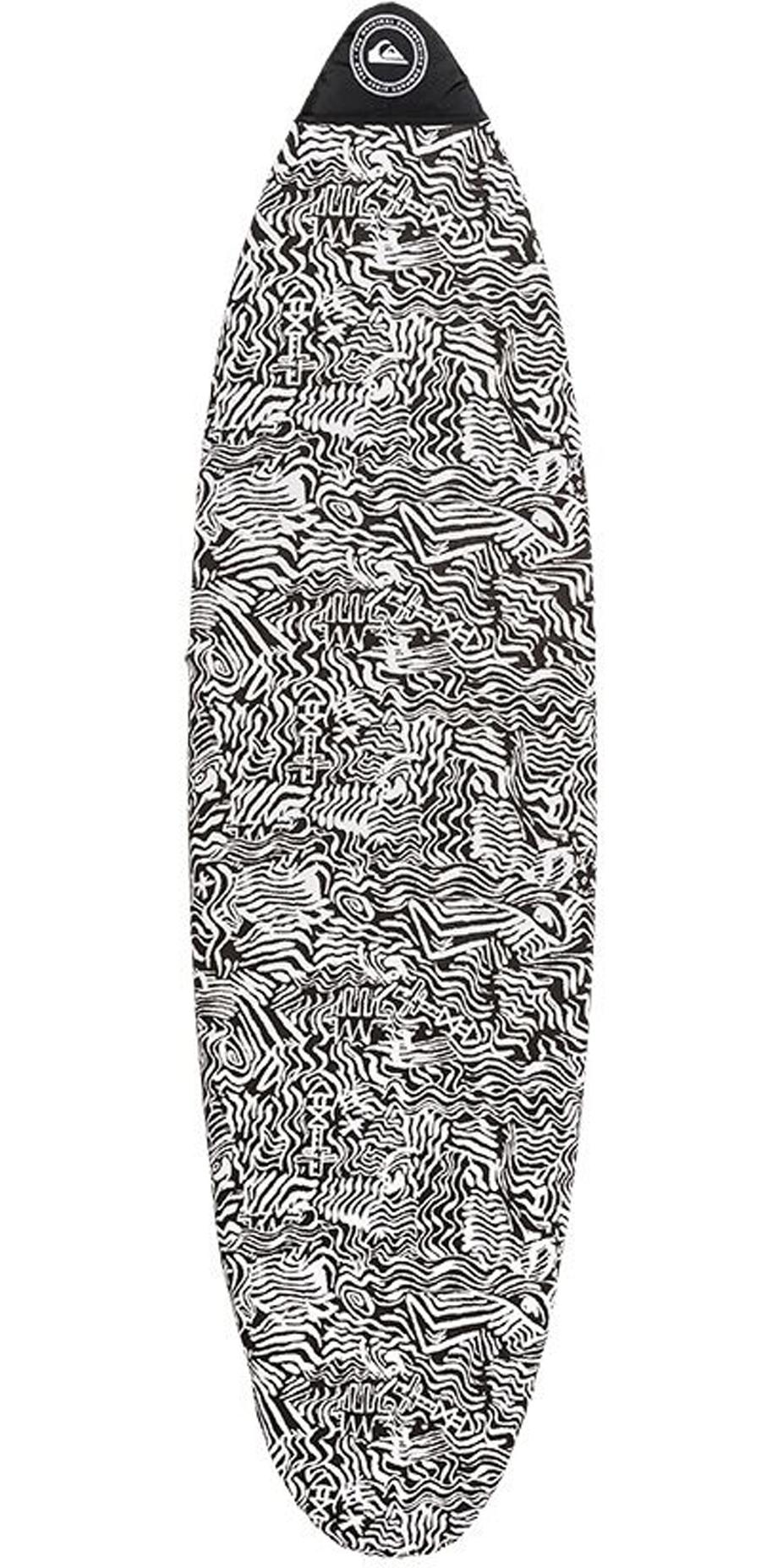 2019 Quiksilver EuroGlass Funboard Surfboard Sock 6'3