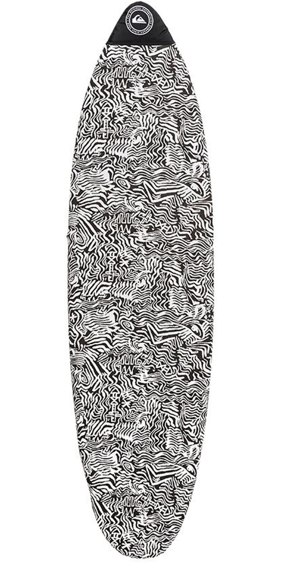 2019 Quiksilver Euroglass Funboard Surfboard Sock 6'7