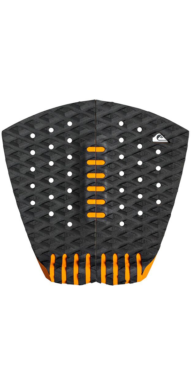 2019 Quiksilver EuroGlass Jailhouse Surfboard Tailpad / Grip Orange EGL19PDJAI
