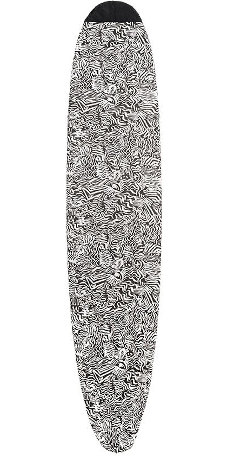 2019 Quiksilver Euroglass Longboard Surfboard Sock 9
