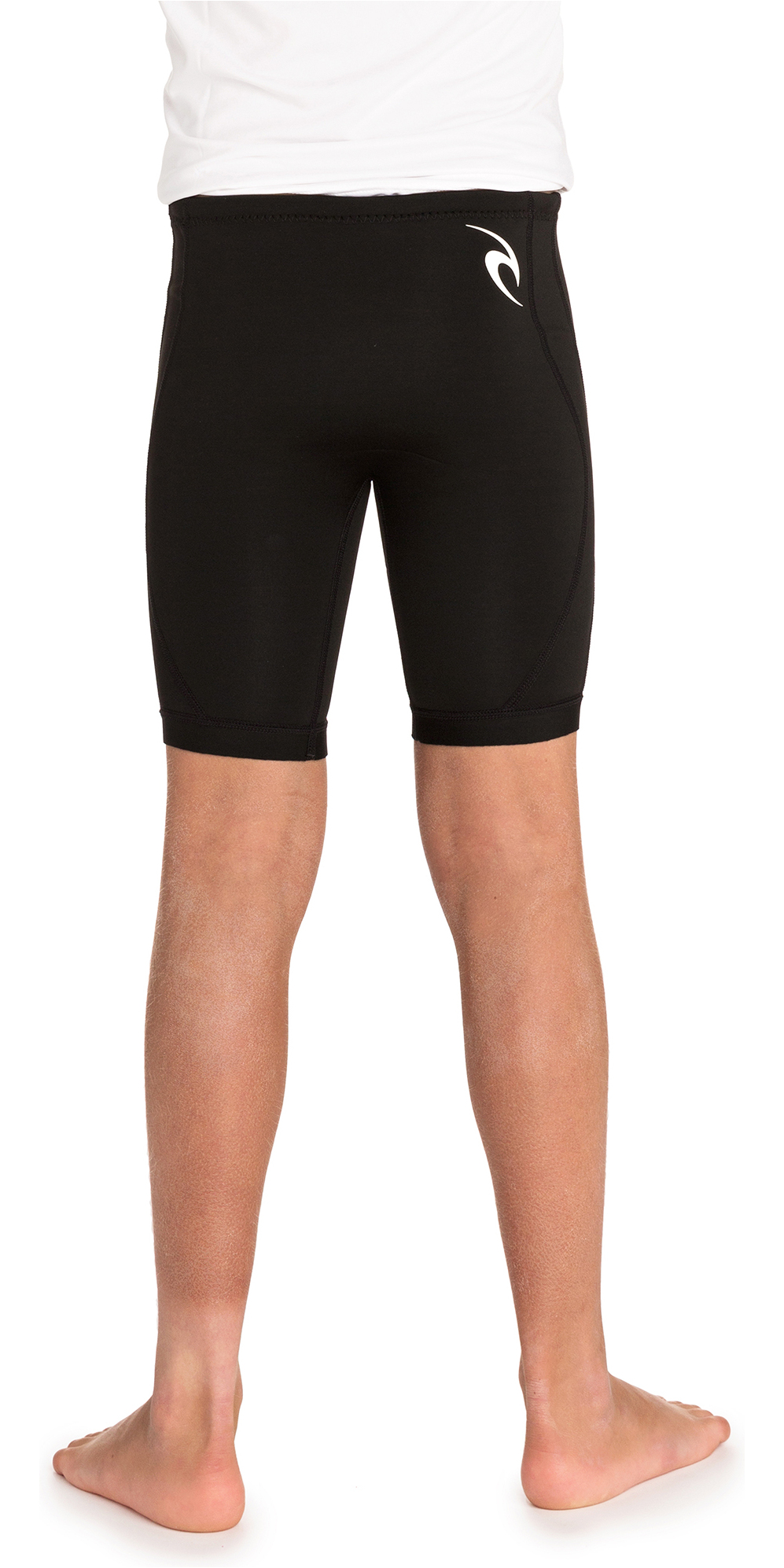 2020 Rip Curl JUNIOR 1mm Dawn Patrol Neoprene Shorts Black WSH5EB