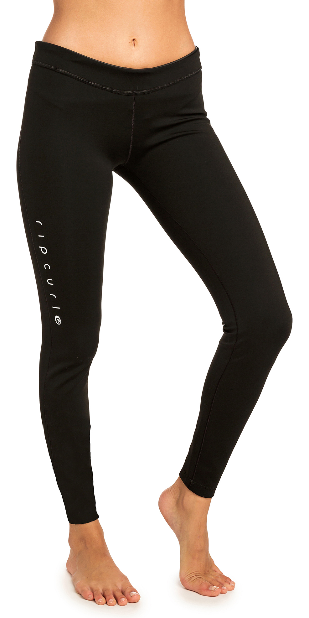 2019 Rip Curl Womens G-Bomb 1mm SUP Neoprene Trousers Black WPA5AW