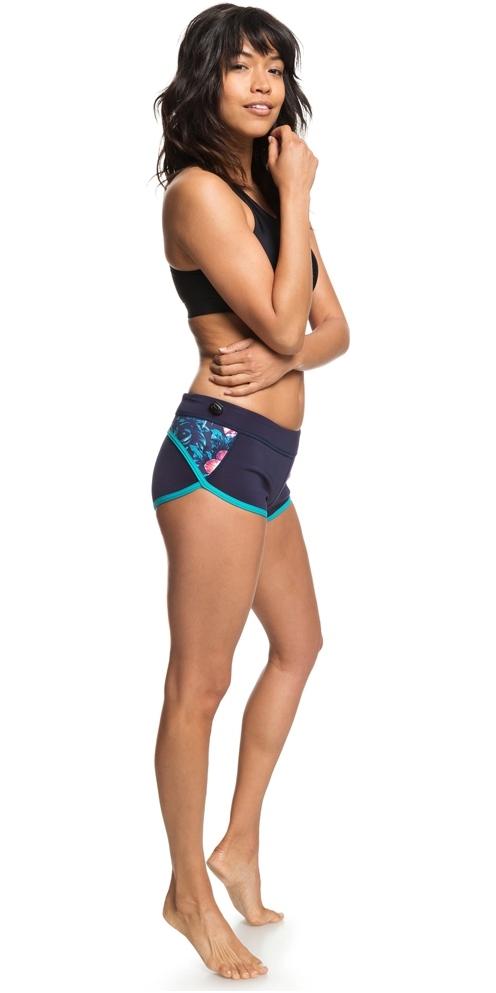2019 Roxy Womens 1mm Reef Shorts Insignia Blue ERJWH03015