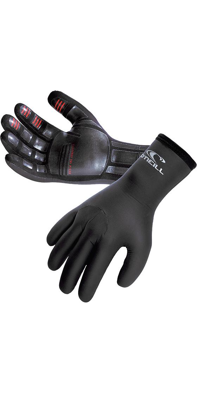 2019 O'Neill Epic 3mm Gloves Black 2232