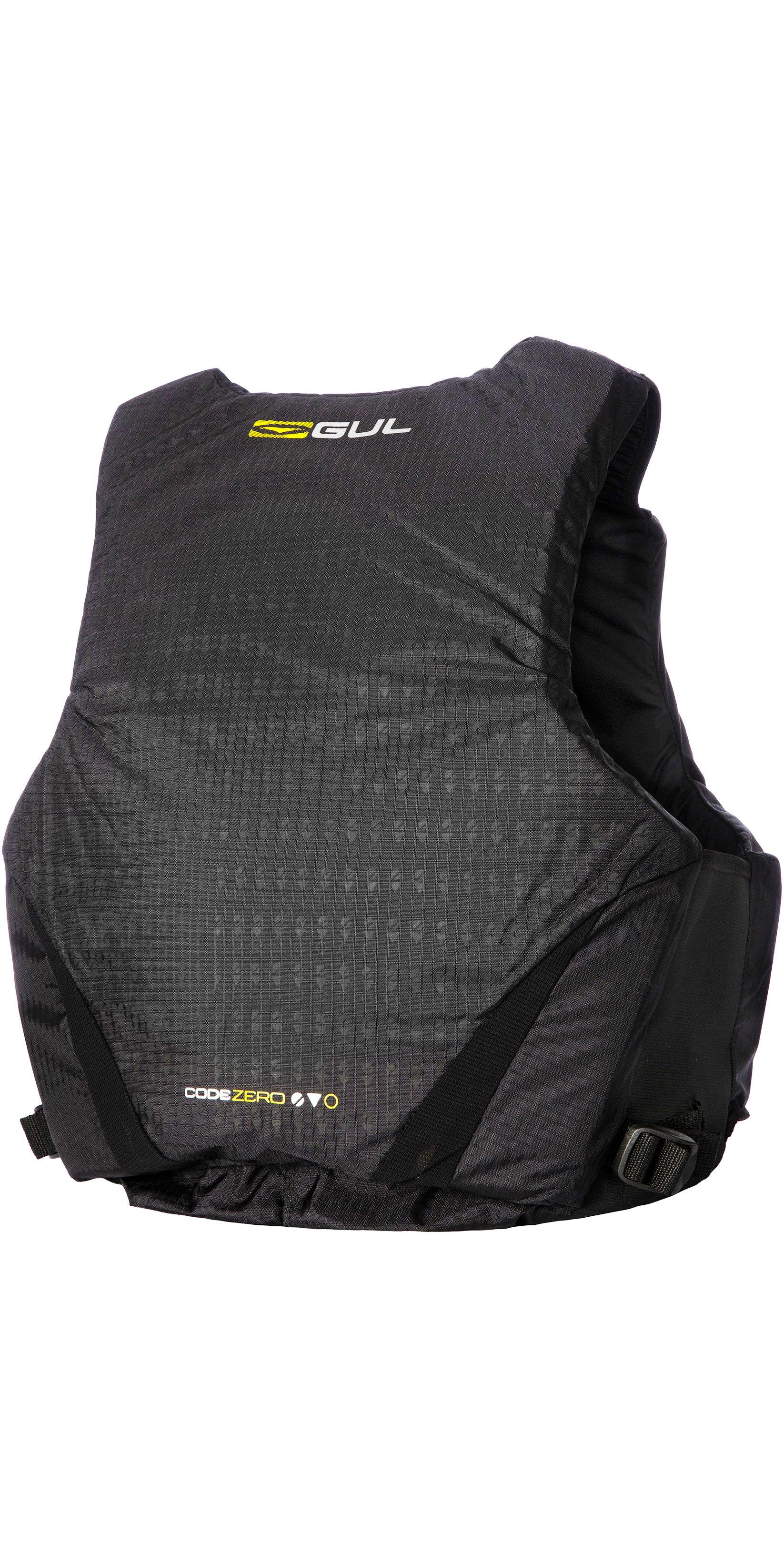 2020 Gul Code Zero Evo 50N Buoyancy Aid GM0379-A9 - Black