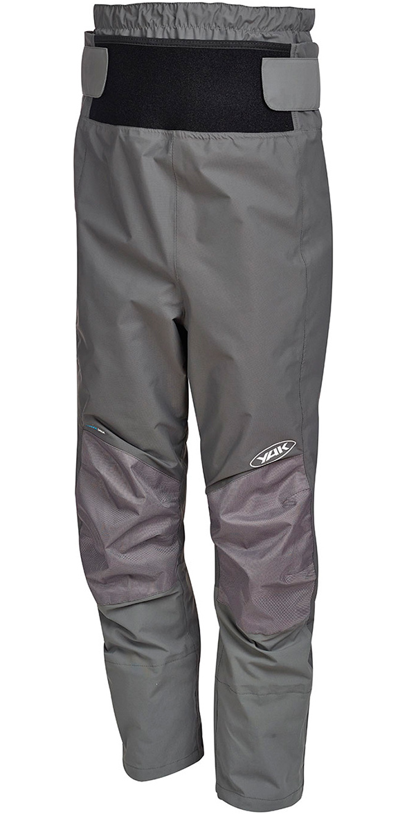 Yak Riwaka Dry Cag 2726 & Chinook Trouser 2731 Combi Set Green / Grey