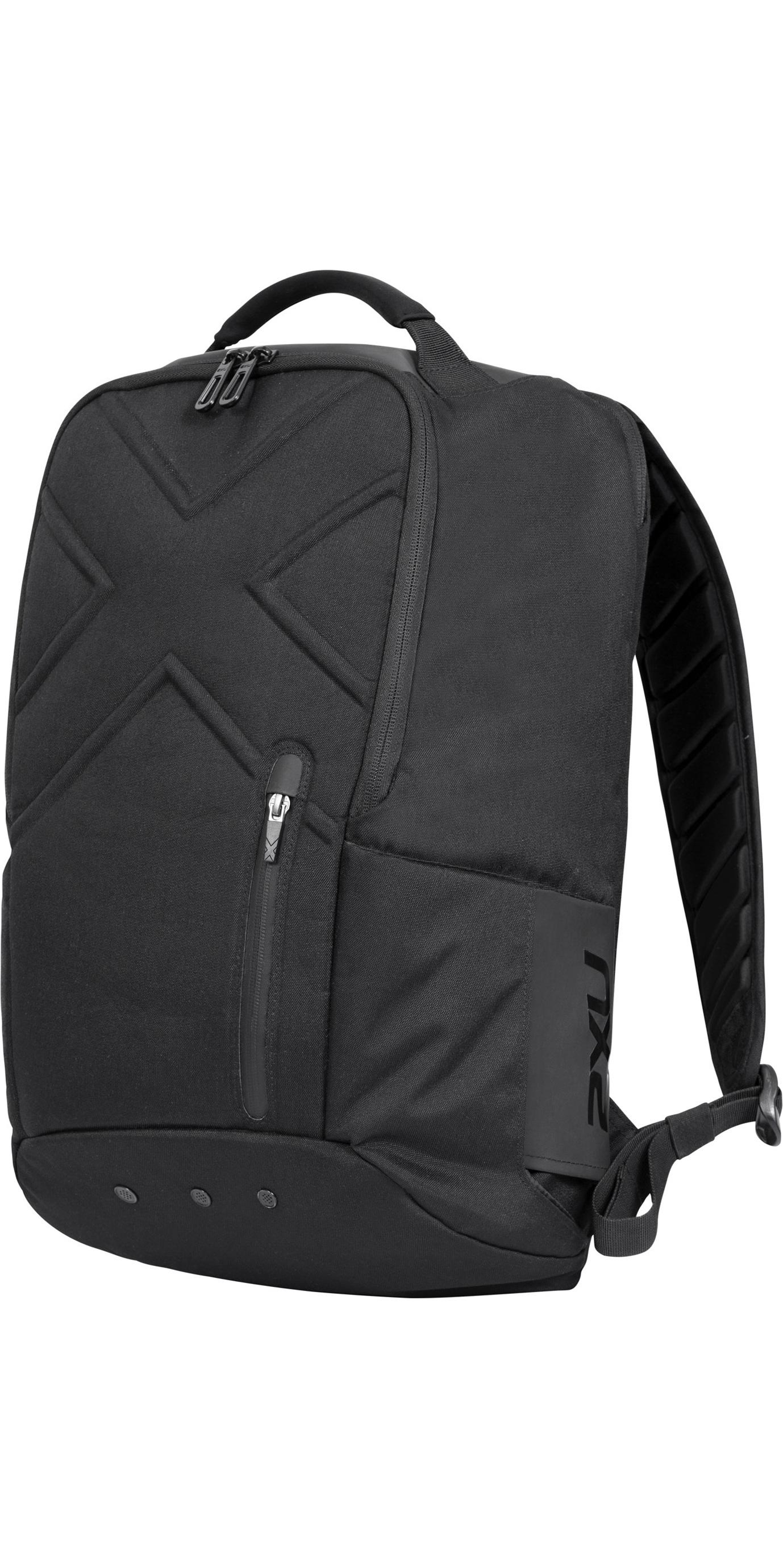2020 2XU Commuter Backpack Black UQ5465g