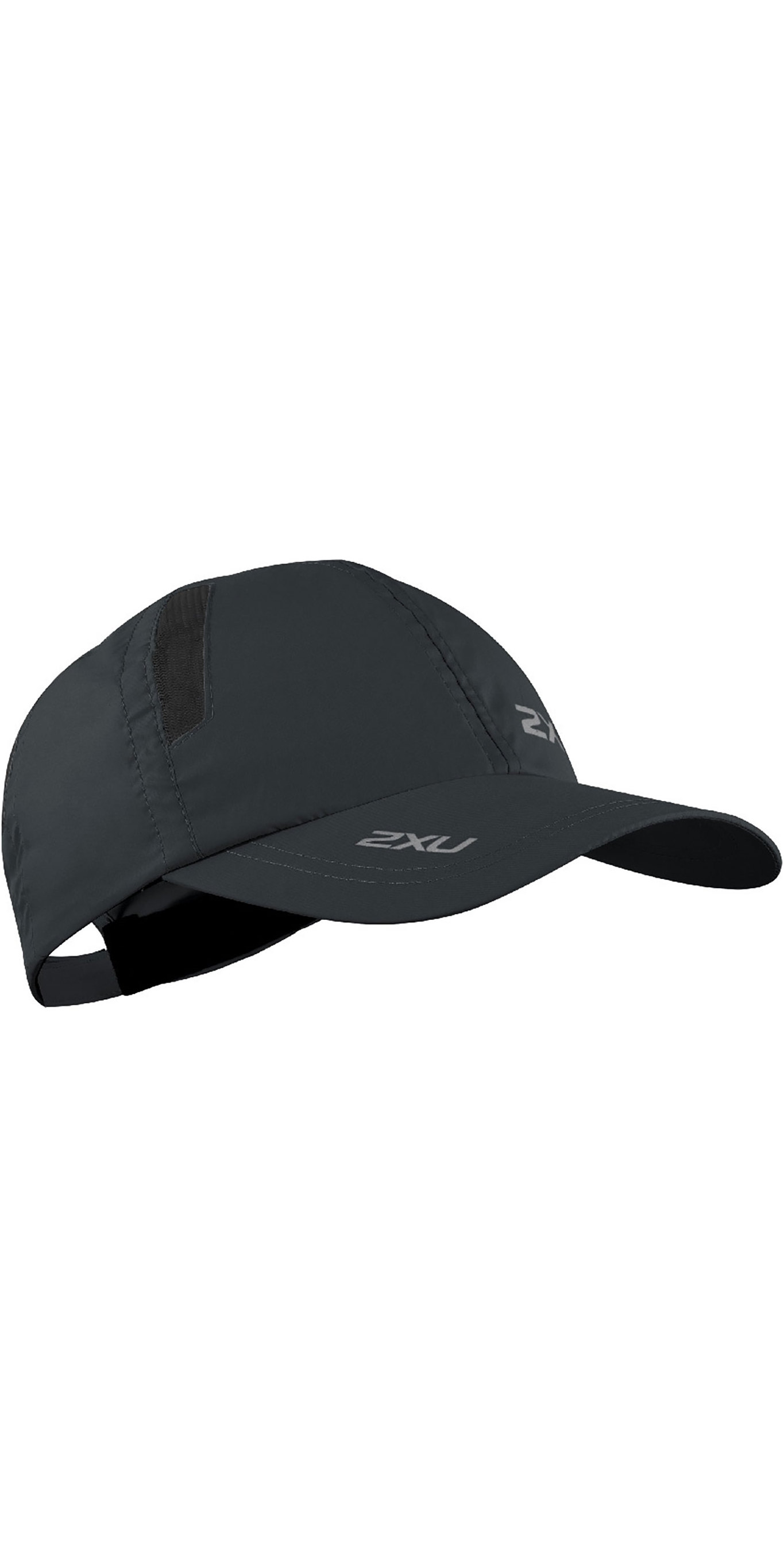 2019 2XU Run Cap Black UQ5685f