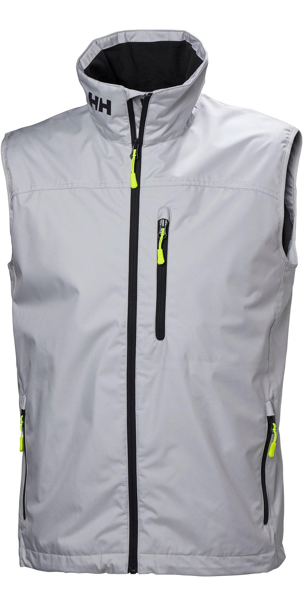 1b09e03b9 2019 Helly Hansen Mens Crew Vest Grey Fog 30270