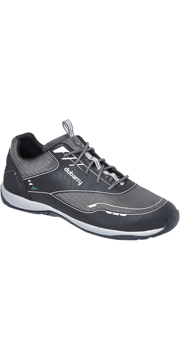 2019 Dubarry Racer Aquasport Shoes / Trainers Carbon 3734