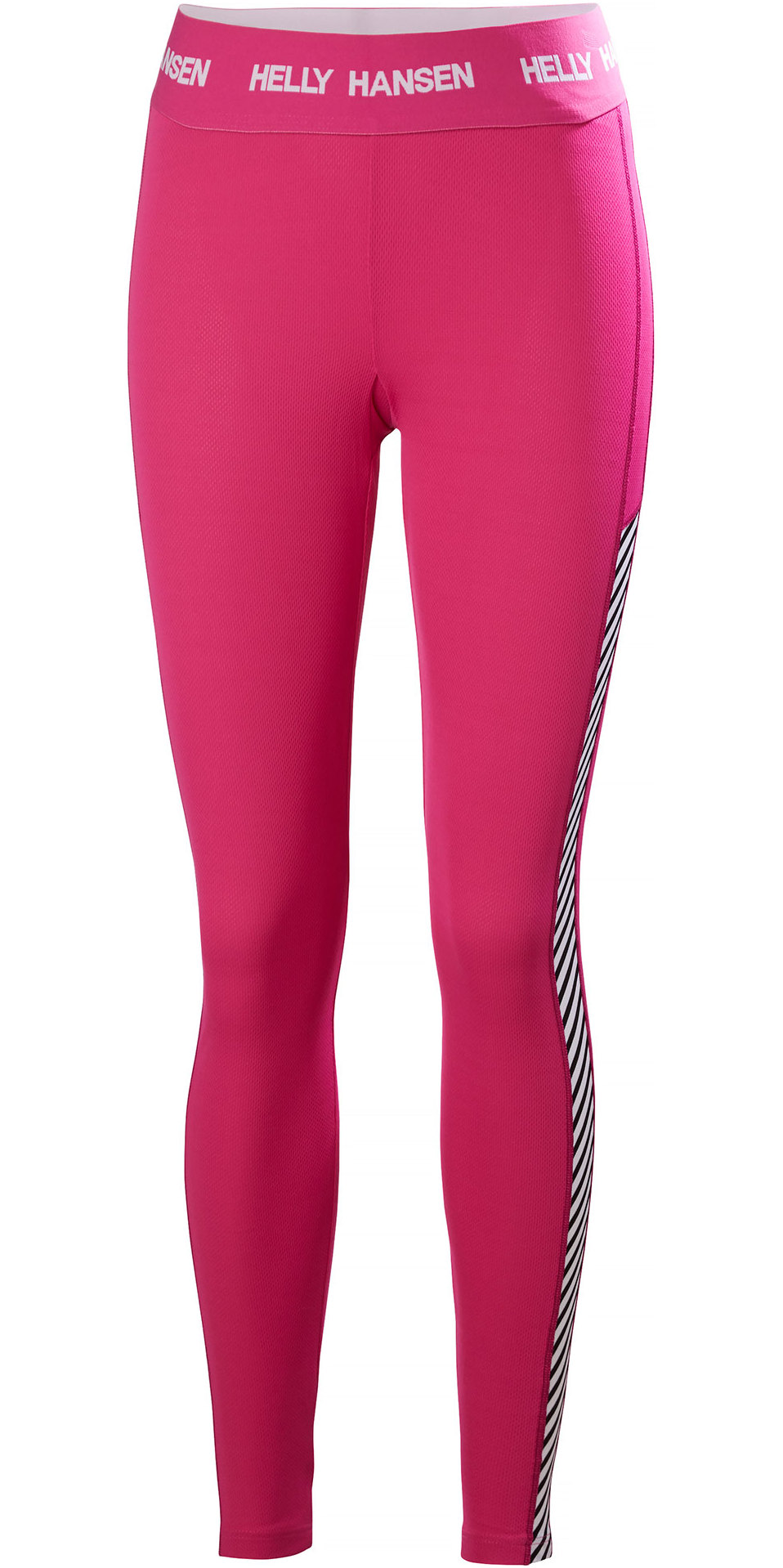 2019 Helly Hansen Womens Lifa Base Layer Trouser Dragon Fruit 48331