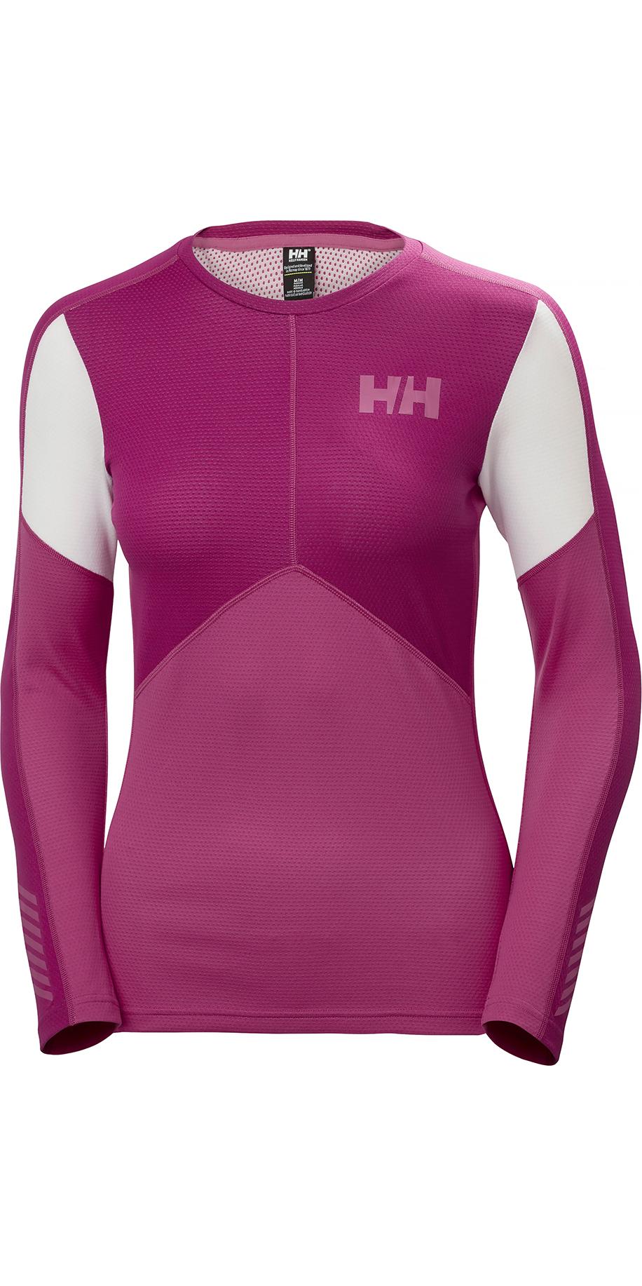 Helly Hansen Damen W Hh Lifa Active Light Short Sleeve Baselayer