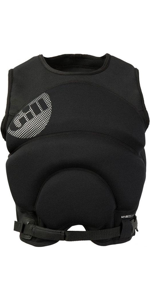 2018 Gill Compressor Vest in Black 4914