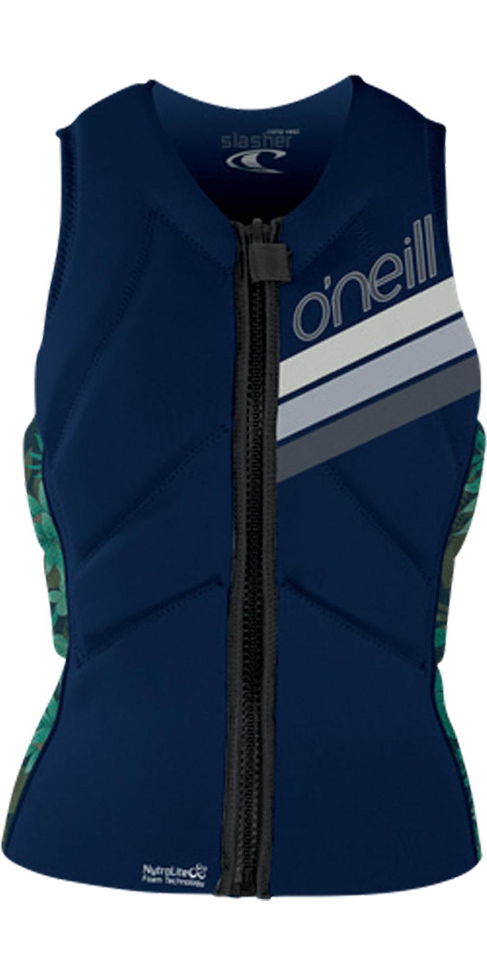 2019 O'Neill Womens Slasher Kite Impact Vest Abyss / Faro 4943EU