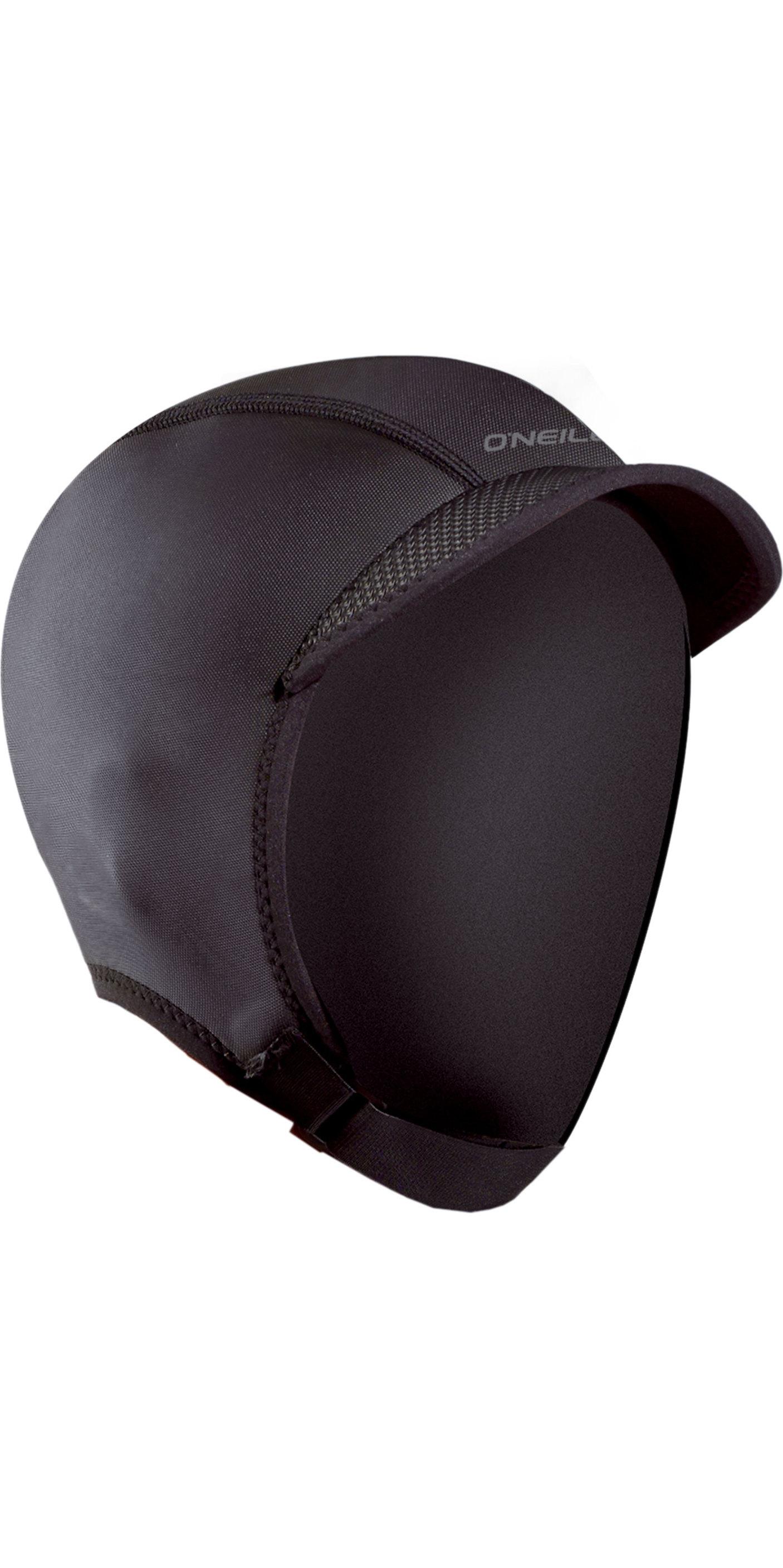 2019 O'Neill 2mm Sport Neoprene Cap Black 5109